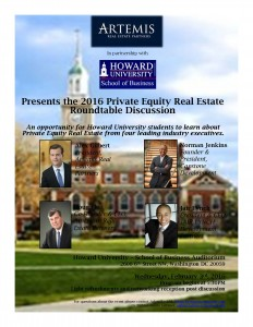 2016 Howard CRE Roundtable Flyer_Final