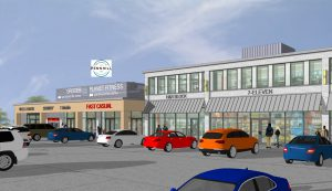 Concept Plan - Shops at Penn Hill